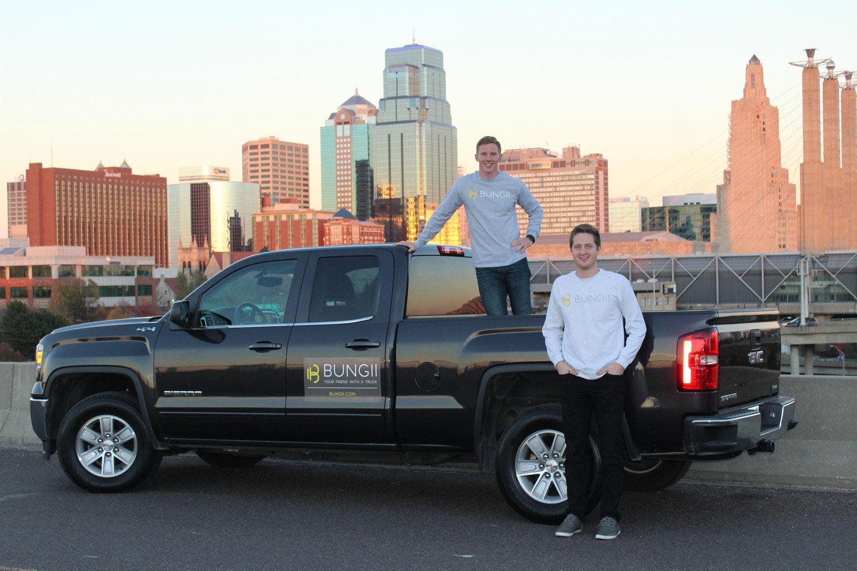 Ben Jackson and Harrison Proffitt photo