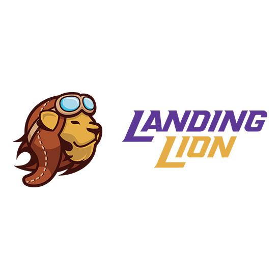 Landing Lion Logo