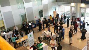 College of Computing Startup Career Fair.