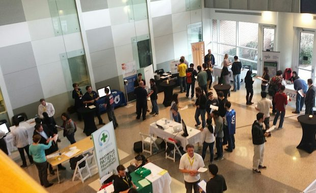 College of Computing Startup Career Fair.