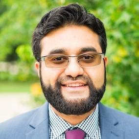 Musher Ahmed headshot