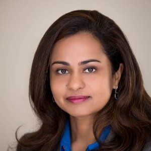 Anju Mathew is CEO and co-founder of OncoLens.