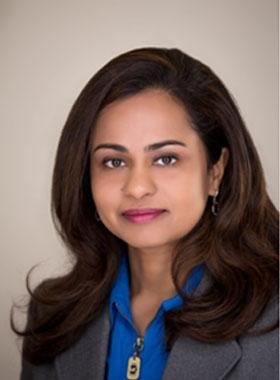 Anju Mathew headshot