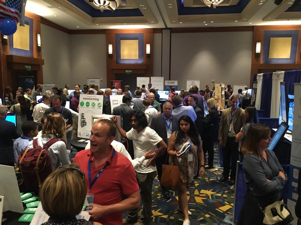 More than 880 registered to attend the 2016 ATDC Startup Showcase held on May 12.