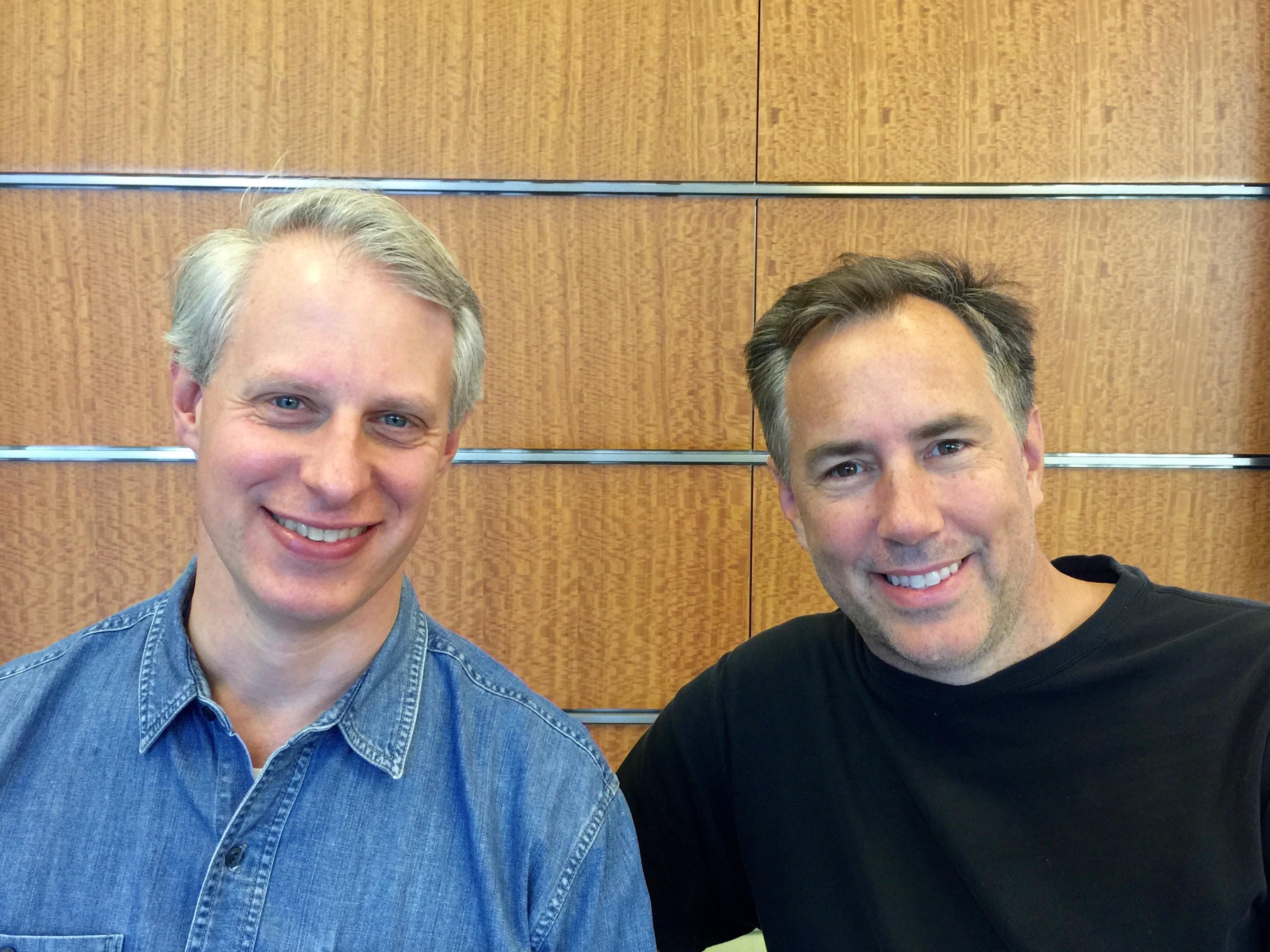 Scott Cadora and Dave Black of Medicare Pathfinder