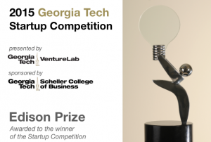 2015 Georgia Tech Startup Competition