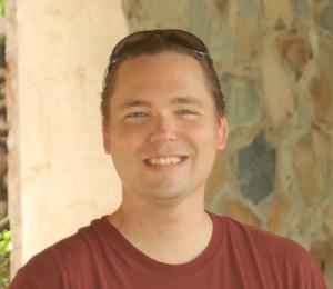 headshot of Tim Sheehan