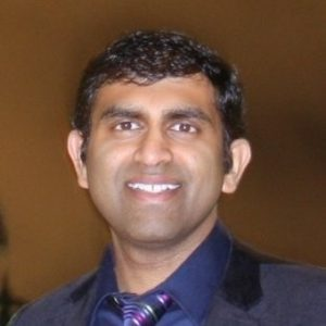 Samir Patel headshot
